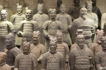 Guerrieri di terracotta